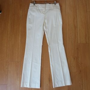NWT The Limited White Pants